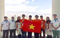 Việt Nam là nước duy nhất khối ASEAN có Huy chương Vàng Tin học quốc tế
