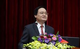 Bộ trưởng Bộ GDĐT lên tiếng về việc điểm đầu vào ngành sư phạm thấp