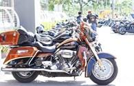 Mở rộng sân chơi tại Việt Nam, tín đồ Harley Davidson khoe xe khủng
