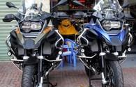 Cận cảnh xế phượt hạng sang của BMW tại Việt Nam