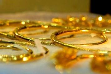 Giảm giá, vàng trong nước bất ngờ vênh thế giới 5 triệu đồng
