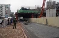 An toàn xây dựng các công trình giao thông trên cao: Nhà thầu làm ẩu, dân chết oan
