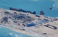 Trung Quốc ồ ạt xây dựng ở Trường Sa: Bước đi nguy hiểm độc chiếm Biển Đông