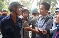 Nhân chứng kể về vụ máy bay rơi tại TP HCM