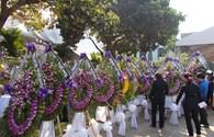Người dân xếp hàng chờ viếng ông Nguyễn Bá Thanh
