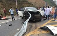 Kinh nghiệm từ vụ ôtô đâm xuyên lan can cao tốc Hà Nội - Lào Cai