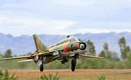 Máy bay Su-22 lại rơi ở đảo Phú Quý