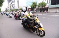 Khám phá Tây Nam Bộ cùng Yamaha Asia Blue Core Touring 2015