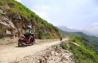 """Xe ga Yamaha gây sốc khi leo đèo """"uống"""" 1,1 lít xăng/100km"""