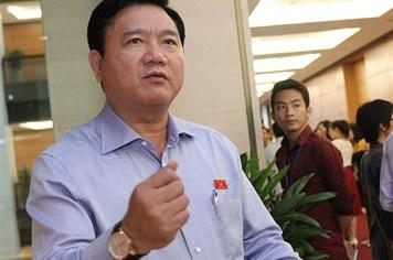 Bộ trưởng Đinh La Thăng: Phải biết xấu hổ vì trộm trong nhà!
