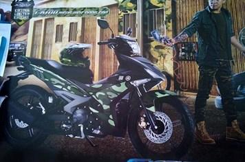 """""""Vua xe côn"""" Yamaha Exciter phiên bản độc chốt giá tại Việt Nam"""