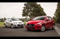 Video: Mazda2 mới ra mắt hơn gì phiên bản cũ?