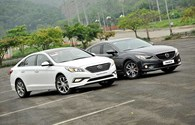 Chán Toyota Camry, chọn Mazda6 hay Hyundai Sonata?
