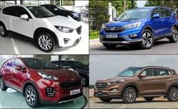 Mua xe cuối năm: Ôtô gầm cao 5 chỗ tầm trung, có gì để chọn?
