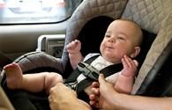 Cảnh báo nguy cơ chết người khi bỏ quên trẻ em trong ôtô