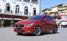 """Xe nhỏ đồng loạt giảm giá, thị trường ôtô Việt """"lên đồng"""""""