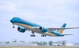 Hoãn một số chuyến bay vì bão Chaba
