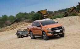 Tăng trưởng 50%, Ford lập thêm kỷ lục doanh số