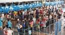 Bức tranh về tình trạng chậm, hủy chuyến của hàng không Việt