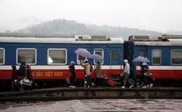 """Đầu tư thấp """"níu chân"""" ngành đường sắt"""