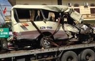 Chóng mặt với tai nạn giao thông dịp Tết, 7 ngày 203 người chết