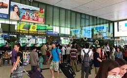 Thí điểm soi ngầm hành lý ga đến sân bay Tân Sơn Nhất