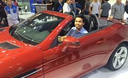 Có nên chọn mua xe tại triển lãm?