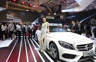Mercedes-Benz giới thiệu C-Class mới tại Triển lãm Ôtô Việt Nam 2017