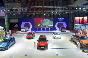 Công nghệ vượt trội cùng Ford tại triển lãm xe lớn nhất Việt Nam