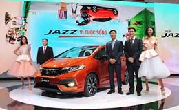 Jazz, con bài chiến lược mới của Honda tại Việt Nam