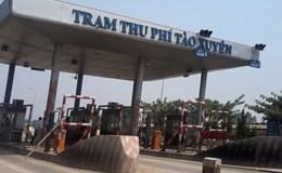 """Thanh Hoá: Giảm 20 năm thu phí, trạm Tào Xuyên """"đóng cửa"""" từ 10.8"""