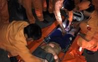 Cứu thuyền viên Việt Nam gặp nạn trên tàu nước ngoài