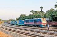 Đường sắt mở tuyến tuyến liên vận quốc tế Quảng Châu – Yên Viên
