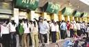 Dịp tết ngân hàng đảm bảo ATM không lo hết tiền!