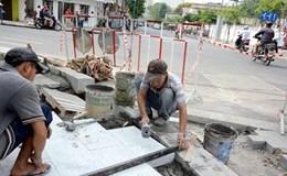 TPHCM chi 1.000 tỉ đồng lát đá granite toàn bộ vỉa hè quận 1