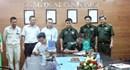 DQS ký kết quy chế phối hợp với Đồn Biên phòng cửa khẩu cảng Dung Quất