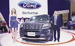 Ford Explorer -  làn gió mới trong phân khúc SUV cỡ lớn tại Việt Nam
