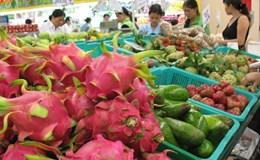 Xuất khẩu rau và trái cây năm 2016 có thể đạt 2,5-2,6 tỉ USD
