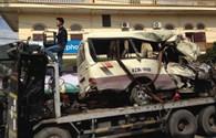 Tết Nguyên đán Đinh Dậu 2017:  Bình quân mỗi ngày có 24 người tử vong vì tai nạn giao thông