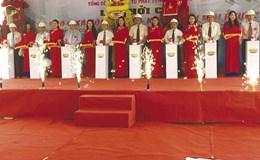 HUD khởi công xây dựng 664 căn nhà ở xã hội tại Nha Trang