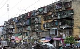 Trước 30.3, báo cáo kiểm tra nhà ở, công trình công cộng cũ, nguy hiểm tại đô thị
