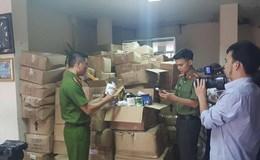 Hà Nội: Thu giữ 4 tấn mỹ phẩm không hoá đơn, chứng từ