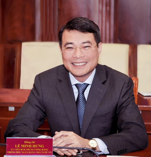 Thống đốc NHNN Lê Minh Hưng. Ảnh: SBV