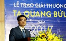Số lượng bằng sáng chế của Việt Nam chỉ bằng một phần nghìn của Hàn Quốc, Trung Quốc