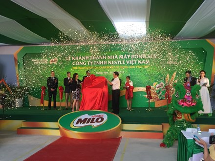 Nestlé Việt Nam đầu tư nhà máy tại Hưng Yên - ảnh 1