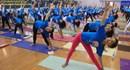 1.000 người sẽ tham gia đồng diễn Yoga tại tượng đài Lý Thái Tổ, Hà Nội