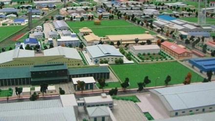 Sẽ thành lập một loạt cụm công nghiệp tại các huyện vùng ven Hà Nội