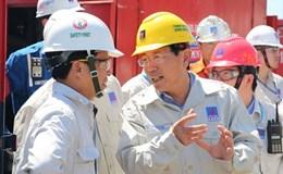 """""""Soi"""" công tác bảo dưỡng tổng thể lần 3 Nhà máy lọc dầu Dung Quất"""