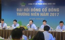 Năm 2017, Nông dược HAI thông qua kế hoạch doanh thu 1.615 tỉ đồng