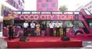 Ấn tượng xe buýt du lịch 2 tầng Coco City Tour lần đầu tiên có mặt tại Đà Nẵng